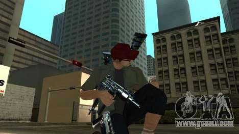 Guns Pack for GTA San Andreas forth screenshot