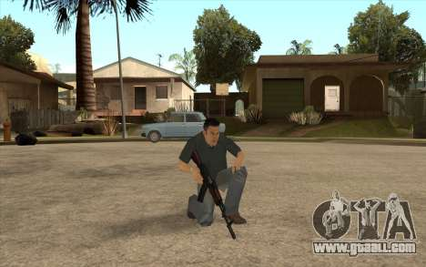 John Tanner DRIV3R for GTA San Andreas forth screenshot