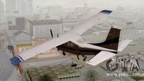 GTA 5 Mammatus for GTA San Andreas left view