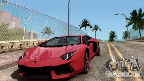 Legit ENB for GTA San Andreas third screenshot