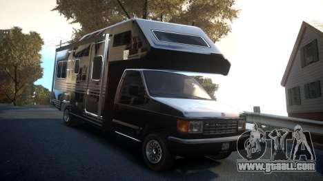 GTA IV Steed Camper for GTA 4