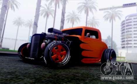 DirectX Test 3 - ReMastered for GTA San Andreas sixth screenshot