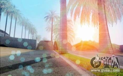 DirectX Test 3 - ReMastered for GTA San Andreas third screenshot