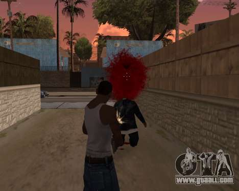 Ledios New Effects v2 for GTA San Andreas third screenshot