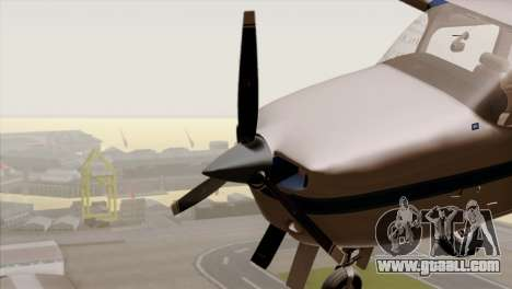 GTA 5 Mammatus for GTA San Andreas back view
