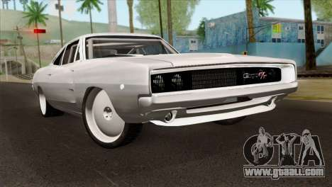 Dodge Charger 1968 for GTA San Andreas
