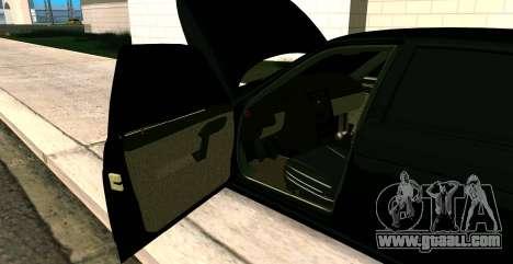 VAZ 2112 BUNKER for GTA San Andreas