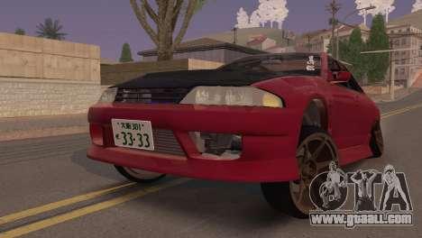 Nissan Skyline ER33 for GTA San Andreas