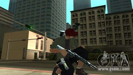 Guns Pack for GTA San Andreas sixth screenshot