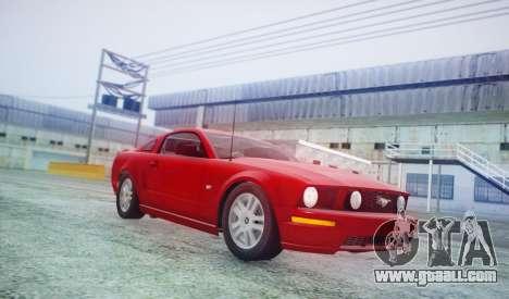DirectX Test 2 - ReMastered for GTA San Andreas fifth screenshot