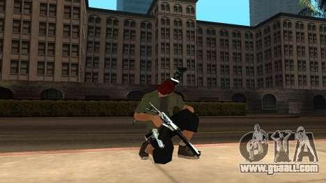 Guns Pack for GTA San Andreas seventh screenshot
