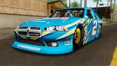 NASCAR Dodge Charger 2012 Plate Track
