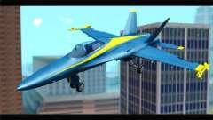 McDonnell Douglas FA-18 Blue Angel
