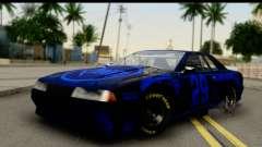 Elegy NASCAR PJ 2 for GTA San Andreas