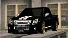 Isuzu D-Max X-Series for GTA San Andreas
