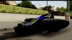 Jet Car for GTA San Andreas
