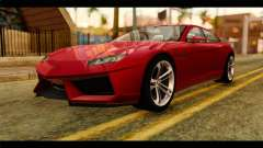 Lamborghini Estoque PJ for GTA San Andreas