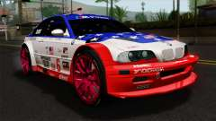 BMW M3 GTR 2001 Prototype Technology Group