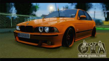 BMW M5 E39 Simply Cleaned for GTA San Andreas