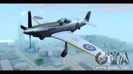 P-51 Mustang Mk4 for GTA San Andreas