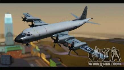 Lockheed P-3C Orion US Navy VP-24 for GTA San Andreas
