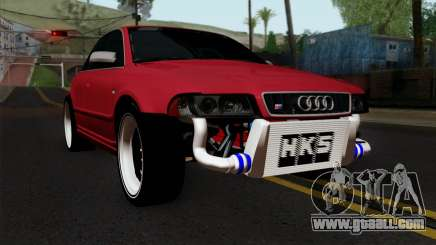 Audi S4 2000 Drag Version for GTA San Andreas