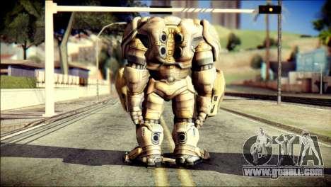 Hulkbuster Iron Man v2 for GTA San Andreas second screenshot