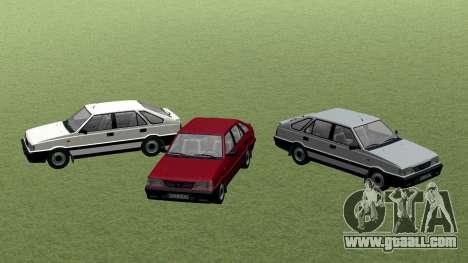 Daewoo FSO Polonez Caro Plus ABC 1999 for GTA San Andreas