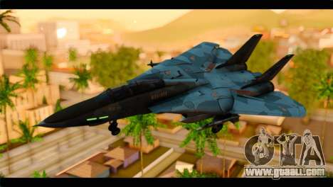 Grumman F-14D SuperTomcat Metal Gear Ray for GTA San Andreas