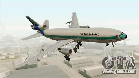 DC-10-30 Air New Zealand for GTA San Andreas