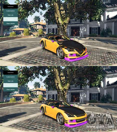 Instant Customs v1.0 for GTA 5