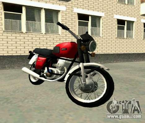 IZH Planeta-4 for GTA San Andreas