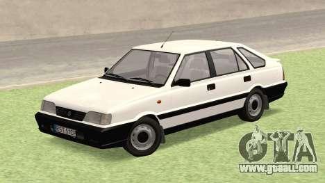 Daewoo FSO Polonez Caro Plus ABC 1999 for GTA San Andreas left view