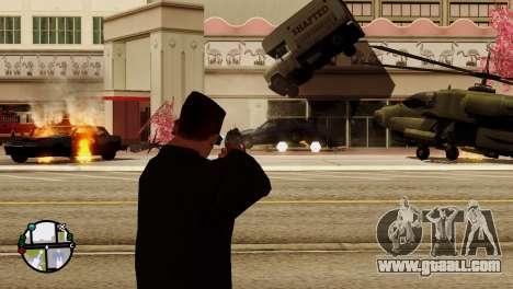 Transport V2 instead of bullets for GTA San Andreas twelth screenshot