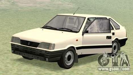 Daewoo FSO Polonez Caro Plus ABC 1999 for GTA San Andreas engine