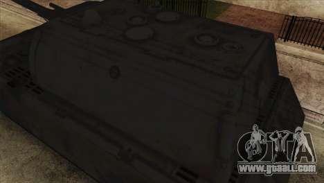 Panzerkampfwagen VIII Maus for GTA San Andreas right view