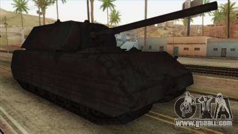 Panzerkampfwagen VIII Maus for GTA San Andreas
