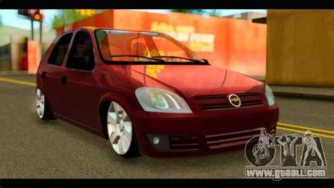 Chevrolet Celta VHC 1.0 for GTA San Andreas