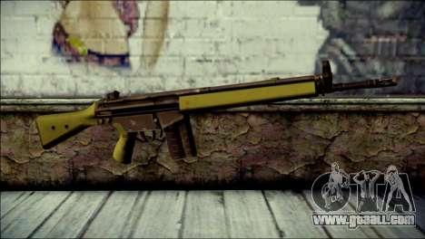 HK G3 Normal for GTA San Andreas