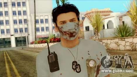 ER Alex Shepherd Skin for GTA San Andreas third screenshot