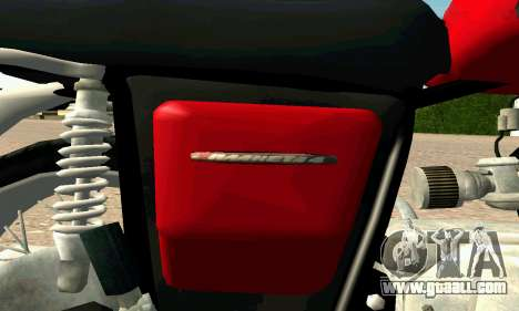 IZH Planeta-4 for GTA San Andreas side view