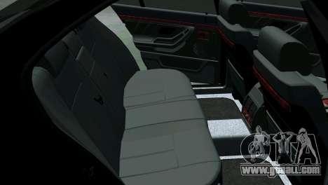 BMW 750i e38 for GTA San Andreas wheels