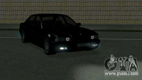 BMW 750i e38 for GTA San Andreas side view