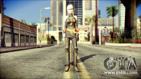 Selvaria Bles for GTA San Andreas