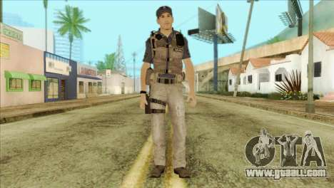 COD Advanced Warfare Jon Bernthal Security Guard for GTA San Andreas