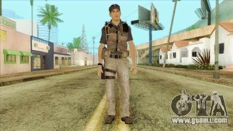 COD Advanced Warfare Jon Bernthal Security Guard for GTA San Andreas