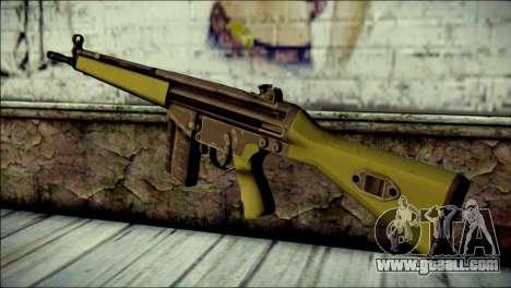 HK G3 Normal for GTA San Andreas second screenshot