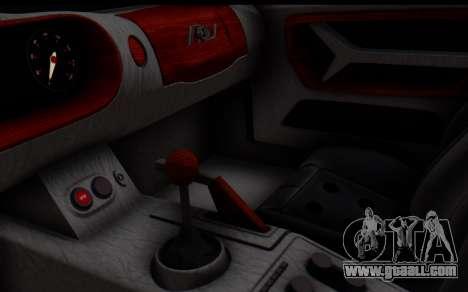 Bullet PFR v1.1 HD for GTA San Andreas engine