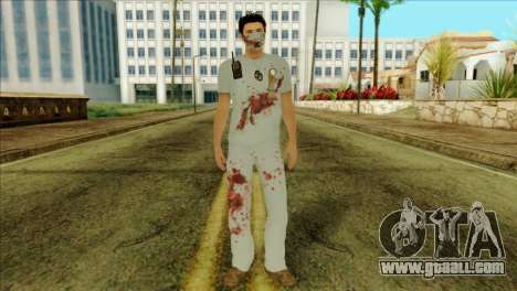 ER Alex Shepherd Skin for GTA San Andreas