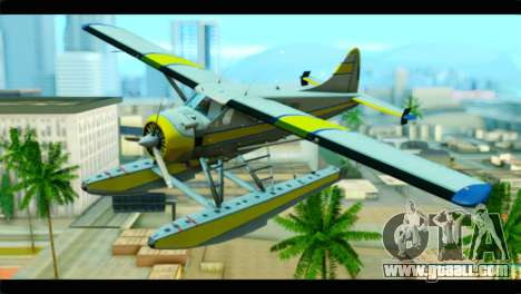 GTA 5 Sea Plane for GTA San Andreas